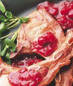 Cotlet de porc cu ardei gras si chilli