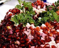 Salata cu rodie