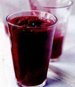 Cocktail din fructe de padure