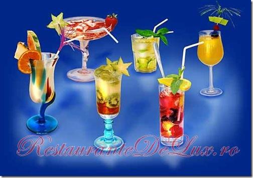 Cocktailuri pentru Valentine's Day