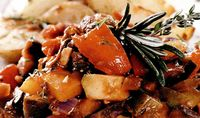 Retete de post: Mâncare de cartofi