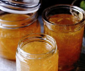 Marmeladă de lămâie