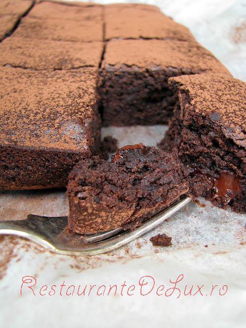 Reteta zilei: Prajitura cu ciocolata si fasole neagra