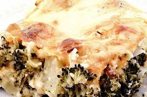Retete delicioase: Broccoli gratinat