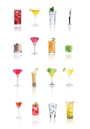 Trei Cocktailuri simple