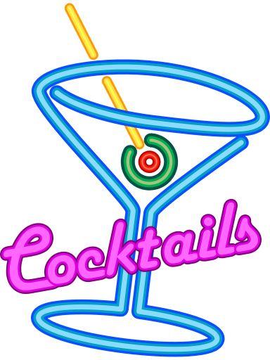 Cocktail Blue Tango