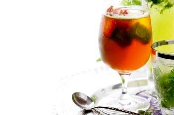 Cocktail de Aperol si limoncello