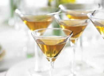 Cocktail Martini cu vanilie