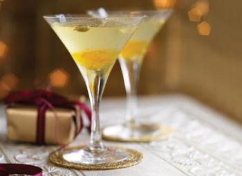 Cocktail cu votca şi cardamom