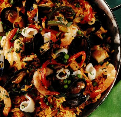Retete internationale: Paella