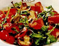 Salată mediteraneană de roşii