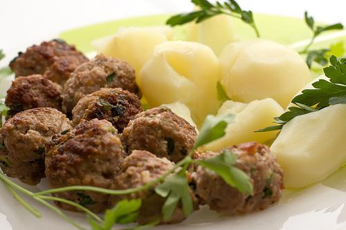 Retete de post: Chiftele din cartofi