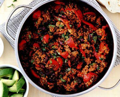 Chilli con carne rapid
