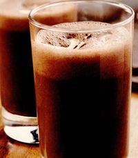Frappe de ciocolata si ardei iute