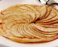 Minitarte cu mere si scortisoara
