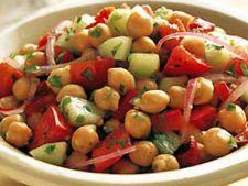 Retete de post: Salata de naut