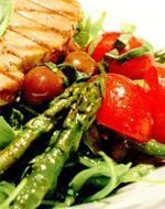 Salata de ton cu sparanghel