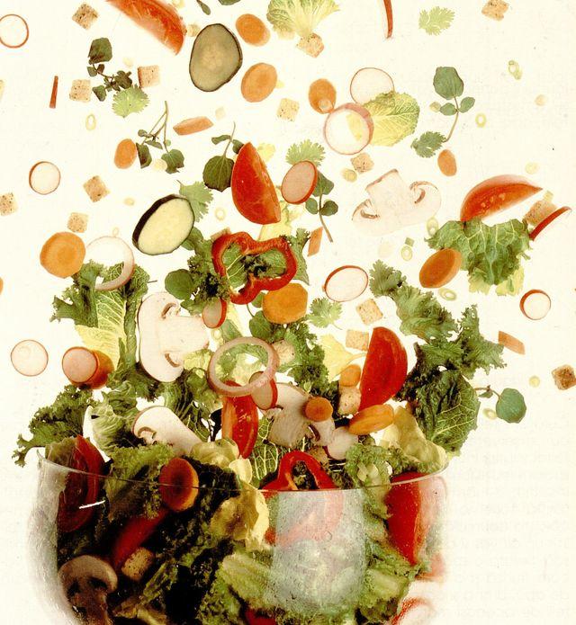 Retete usoare de salate