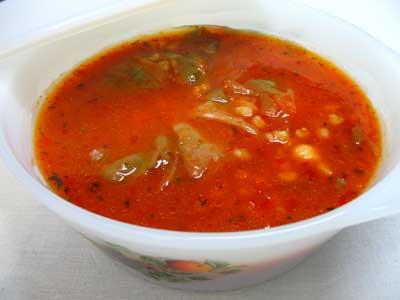 Retete internationale: Supă de linte