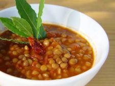 Retete de post: Supa de linte