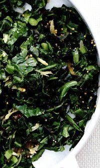 Varza cu seminte de mustar