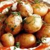 Cartofi_cu_smântâna_si_somon