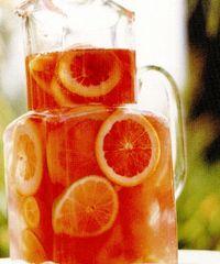 Punch de portocale si grepfrut