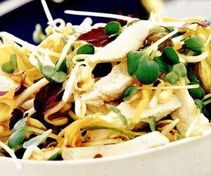 Salata speciala de pui