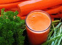 Sucul de morcovi