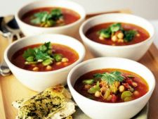 Supa marocana cu naut
