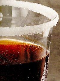 Cocktail cu coniac si vin Bordeaux