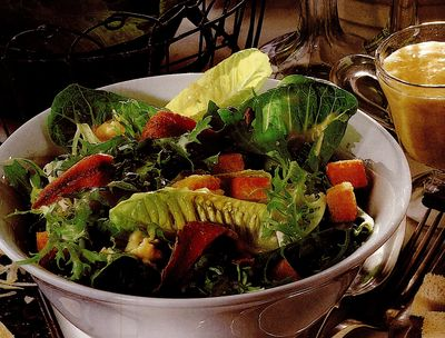Dressing pentru salata Cezar