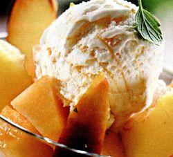Inghetata cu mar si mango