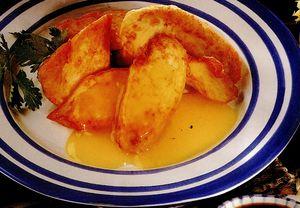 Sos chinezesc de lămâie