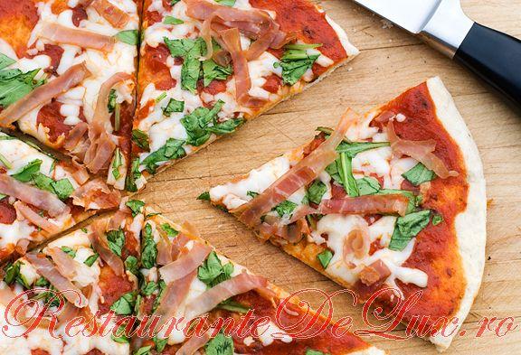 Reteta zilei: Pizza la gratar
