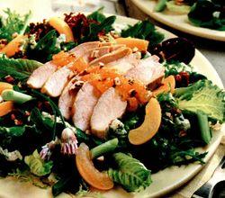 Salata de caise cu porc