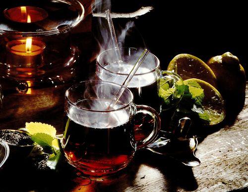 Ceai pentru zile reci