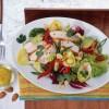 Salată_cu_piept_de_curcan_si_gogosari