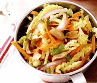 Salată în stil oriental