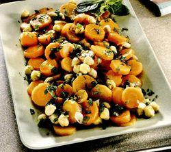 Sote de morcovi cu naut
