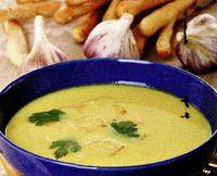 Retete culinare: Supa crema de dovlecei