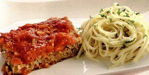 Friptură italienească cu sos de roşii
