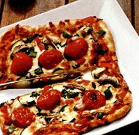 Retete vegetariene: Pizza vegetariana