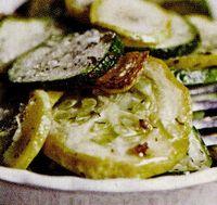 Retete de post: Salata de dovlecei