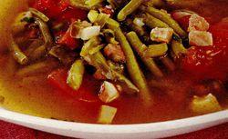 Supa de fasole verde ardeleneasca