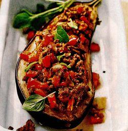 Retete culinare: Vinete umplute