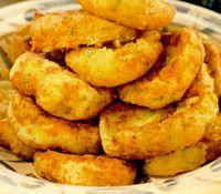 Chiftele din cartofi cu brânză