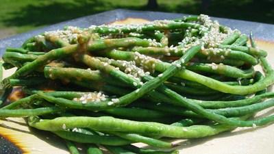 Retete culinare: Salată de fasole verde