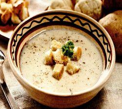Supa-crema de toamnă