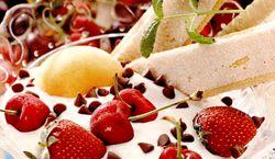 Desert cu fructe